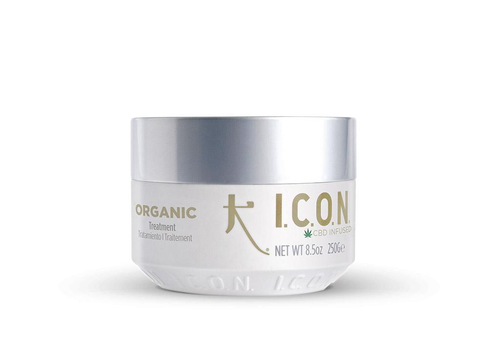 I.C.O.N Organic Treatment - CBD Infused - 250 g - Cannabidiol, rituel intense croissance