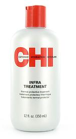 CHI Infra Treatment - Thermal Protecting - 300 ml - Soin protecteur thermique pour un brushing tout en souplesse