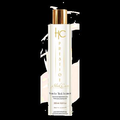 HC Prestige Warm For sleek Treatment - 118 ml - Crème thermo-active aux protéines de kératine pour un lissage parfait