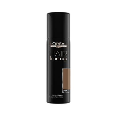 L'Oréal Professionnel - Hair Touch Dark Blonde - 75 ml - Spray Coloration racines