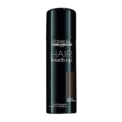 L'Oréal Professionnel - Hair Touch Up Light Brown - 75 ml - Spray Coloration racines