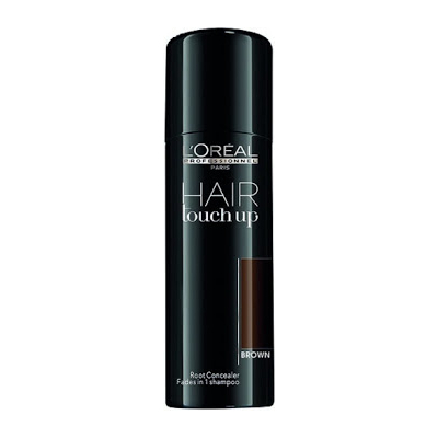 L'Oréal Professionnel - Hair Touch Up Brown - 75 ml - Spray Coloration racines
