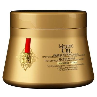 L'Oréal Professionnel - Mythic Oil Mask - 200 ml - Extrême brillance Glossy - Extrait de Myrrhe