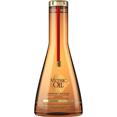 L'Oréal Professionnel - Mythic Oil Shampoo - 250 ml - Extrême douceur - Extrait de Myrrhe