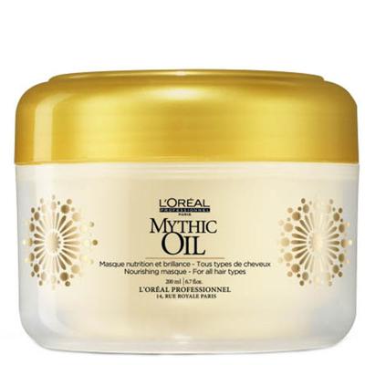 L'Oréal Professionnel - Mythic Oil Mask - 200 ml - Extrême brillance Glossy