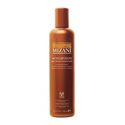 Mizani Moisturfusion Silk Cream Conditioner - 250 ml - Soin hautement nutritif aux protéines de soie cheveux secs