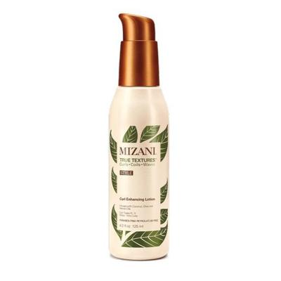 Mizani True Textures Curl Enhancing Lotion - 125 ml - Coiffant sublimateur à l'huile de Jojoba et huile d'Abricot