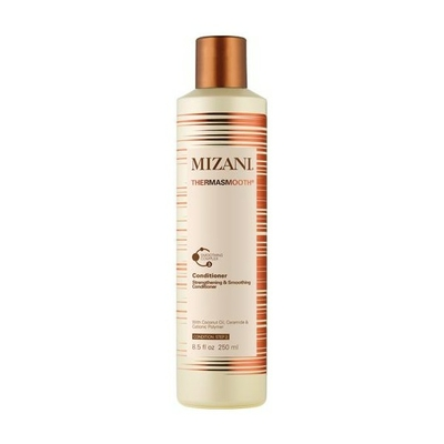 Mizani Thermasmooth Conditioner - 250 ml - Soin lissant aux polymères cationiques et huile de coco pure