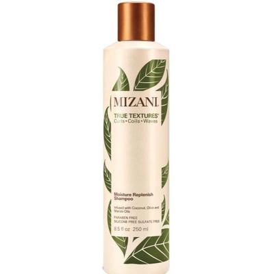 Mizani - True Texture Moisture Replenish Shampoo - 250 ml - Shampooing hydratant et régénérant