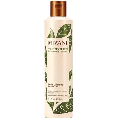 Mizani True Texture Cream Cleansing Conditioner - 250 ml - Soin à l'huile d'abricot et huile de Jojoba pour des boucles superbes