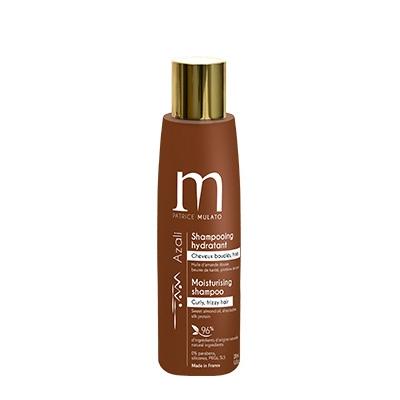 Mulato - Azali shampooing hydratant - 200 ml - Nutrition extrême, protéine de soie