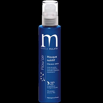 Mulato Flow'Air - 200 ml - Masque nutritif cheveux secs phytokératine végétale