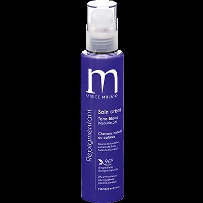 Mulato Soin Repigmentant Terre Bleue Reflets blonds -200 ml - Nourrit et neutralise l'effet  des cheveux jaunis