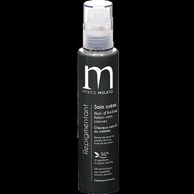 Mulato Soin Repigmentant Noir d'Aniline - 200 ml - Nourrit intensément vos cheveux noirs
