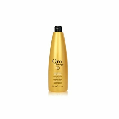 Oro Therapy 24k Argan - 300 ml - shampooing paillettes d'or pour illuminer votre chevelure