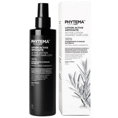 Phytema - Positiv'hair - Lotion active bio anti-chute - 150 ml - Ginko Biloba