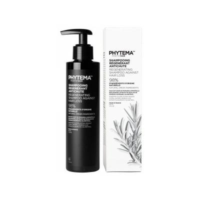 Phytema - Positiv'hair - Shampooing bio régénérant anti-chute - 250 ml -  Gingko biloba et romarin