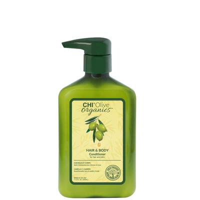 CHI - Organics Oil - Hair & Body Conditionner - 340 ml - Olive bio Nutrition intense