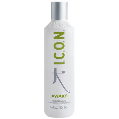 I.C.O.N AWAKE - Détoxifying Conditioner - 250 ml - Détoxifiant enrichi à l'huile de feuille d'Aloès