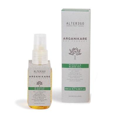 ALTER EGO - Arganikare - Miracle Blend Oil - 100 ml - Huile beauté, datte du désert régénérante