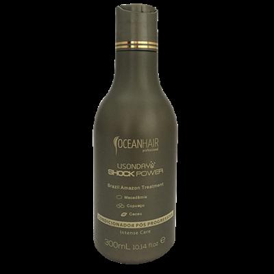 OCEANHAIR - Soin traitant - 300 ml - Beurre végétal Murumuru - cheveux dévitalisés