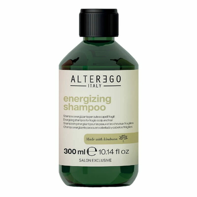 Alter Ego- Energizing shampoo - 300 ml - Cheveux fins et fragiles