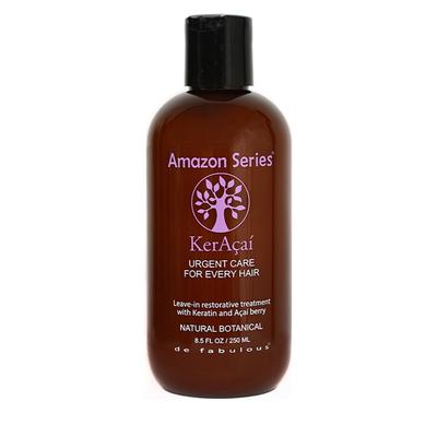 Amazon Series KerAçaï - 250 ml - soin sans rinçage anti-oxydant, kératine pure et extrait d'Acaï
