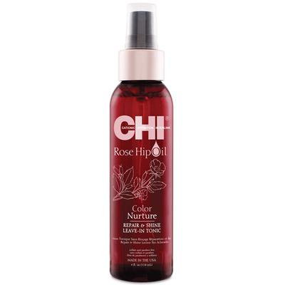 CHI Hip Oil Color Nurture - 118 ml - Lotion Protectrice couleur - Huile de Rose Musquée