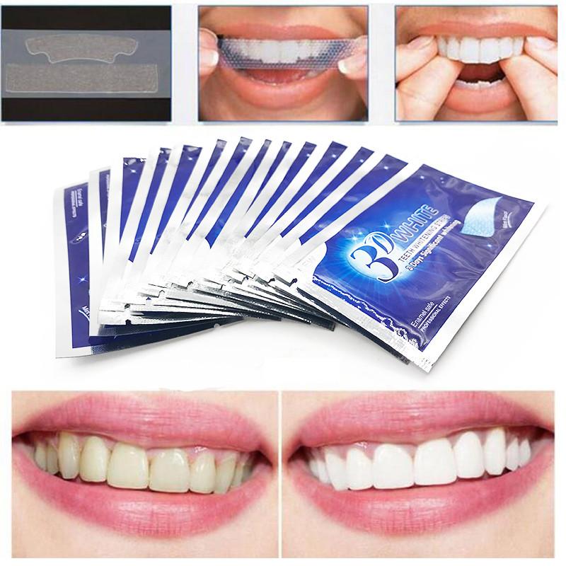 Kit de Bandes de blanchiment dentaire - BIEN-ÊTRE/HYGIÈNE - ETOILE HARMONIE