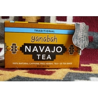 Tisane traditionnelle Navajo