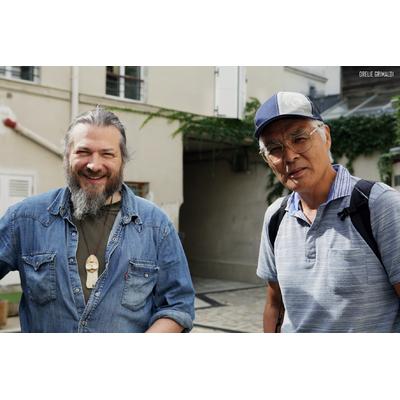 Alexandre Wolf and Taka