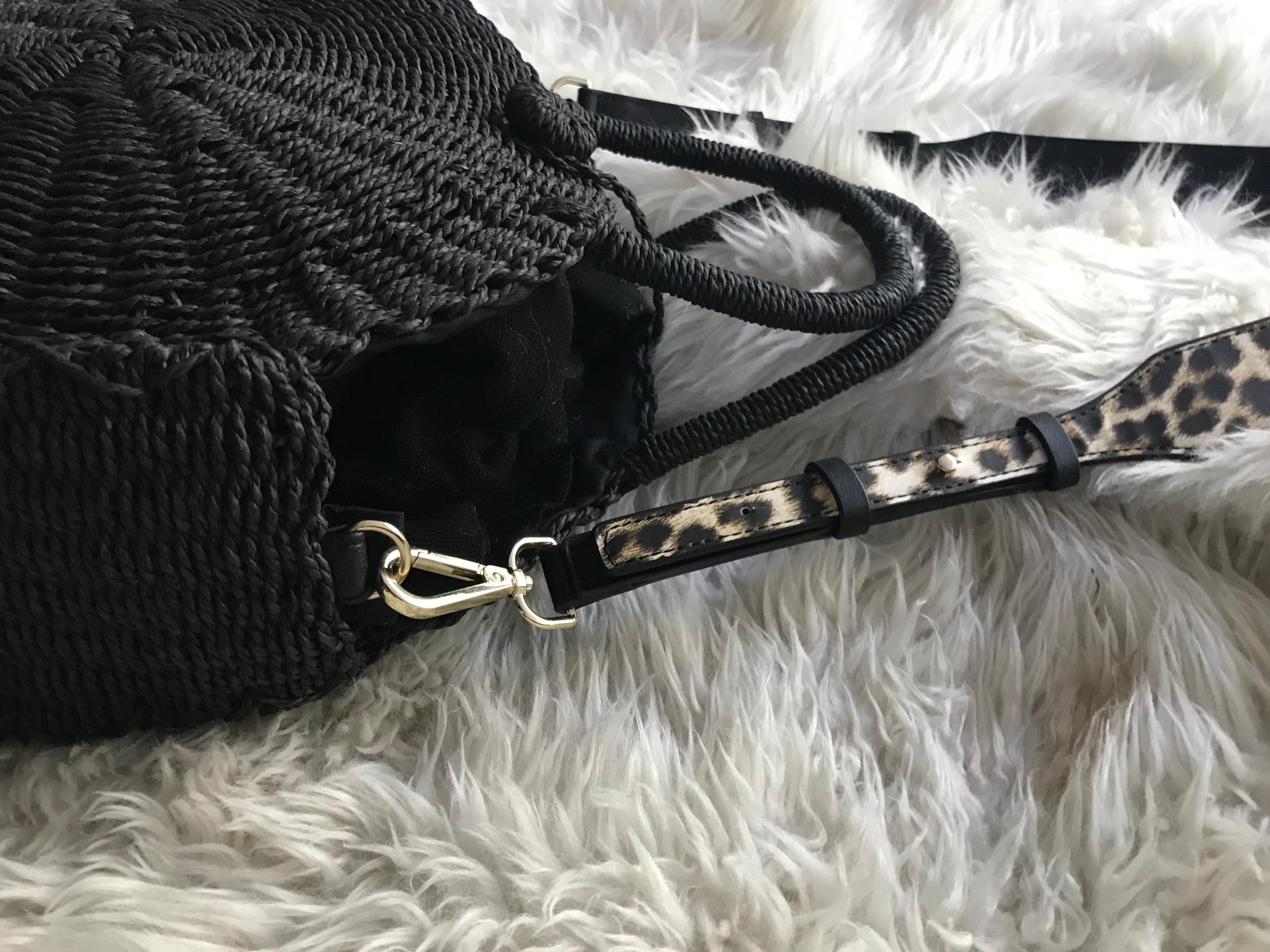 Dina noir anse léopard