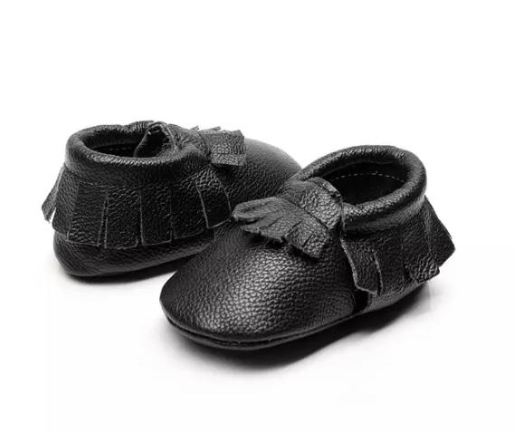 Chaussure bébé cuir