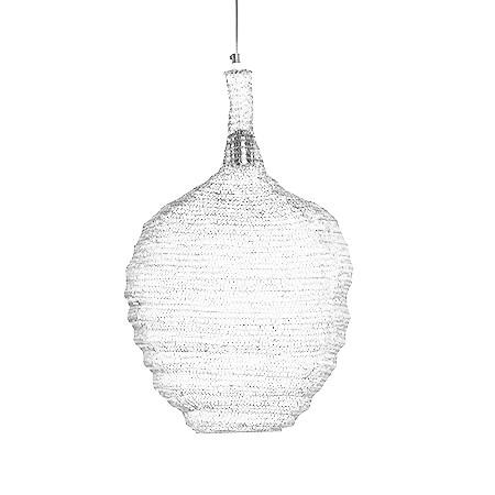 Suspension fer blanc