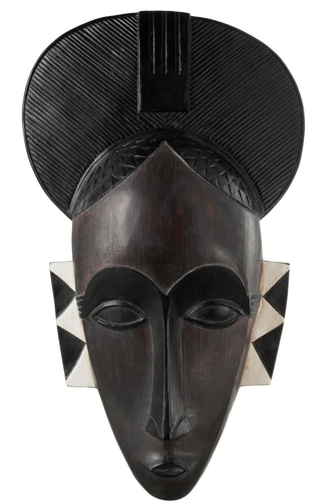Masque Femme Africaine