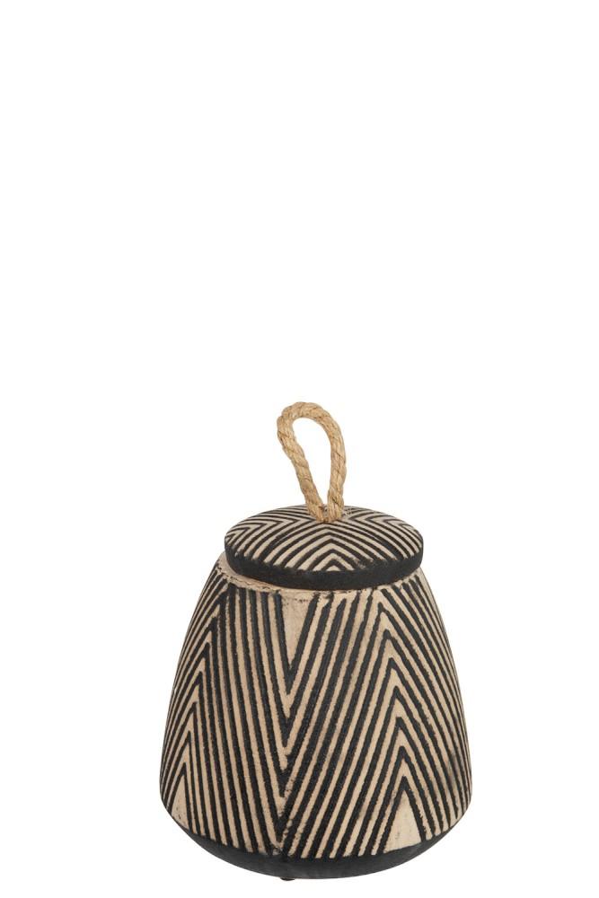 Pot A Provision Ethnique Ceramique