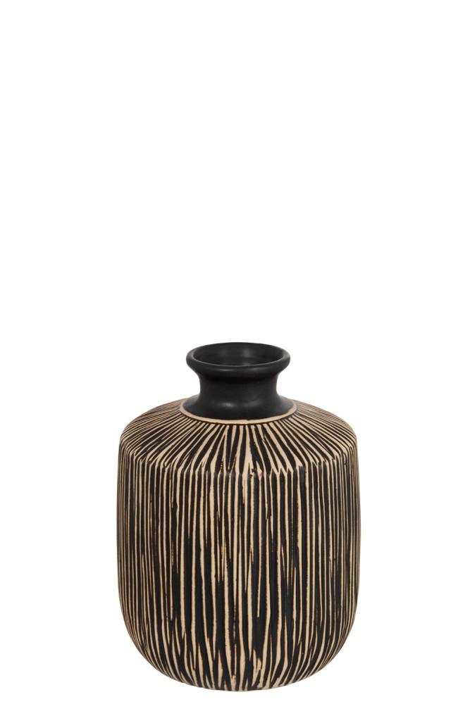 Vase Ligne Ceramique