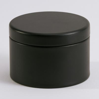 Boîte métal Noire