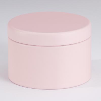 Boîte métal ROSE