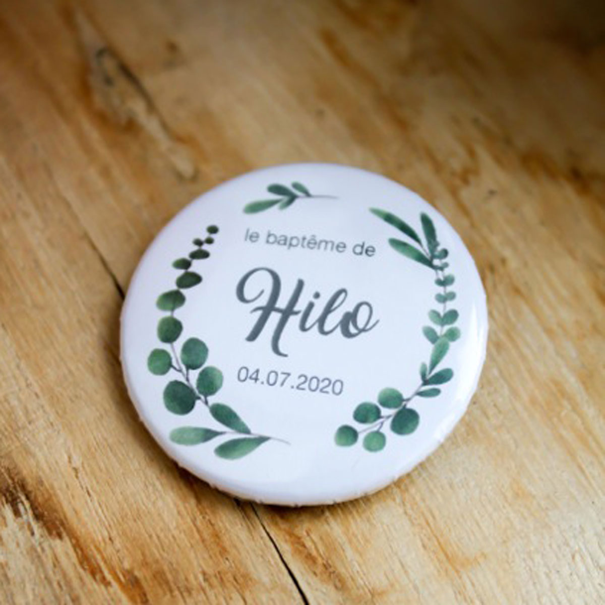 Badge Hilo