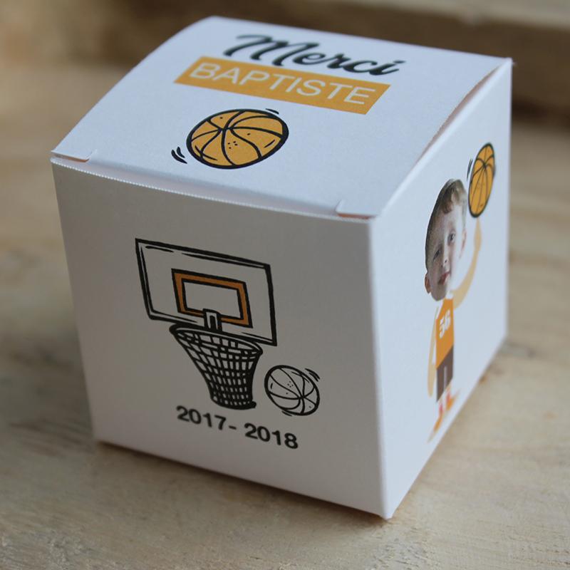 Boîte spécial Basket