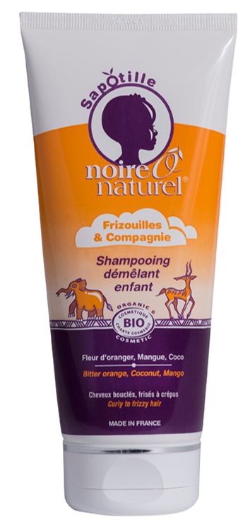 Organic detangling shampooing for children - SlS free FRIZOUILLES & CIE