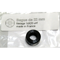 Bague de protection de filetage pour canon de 22 mm
