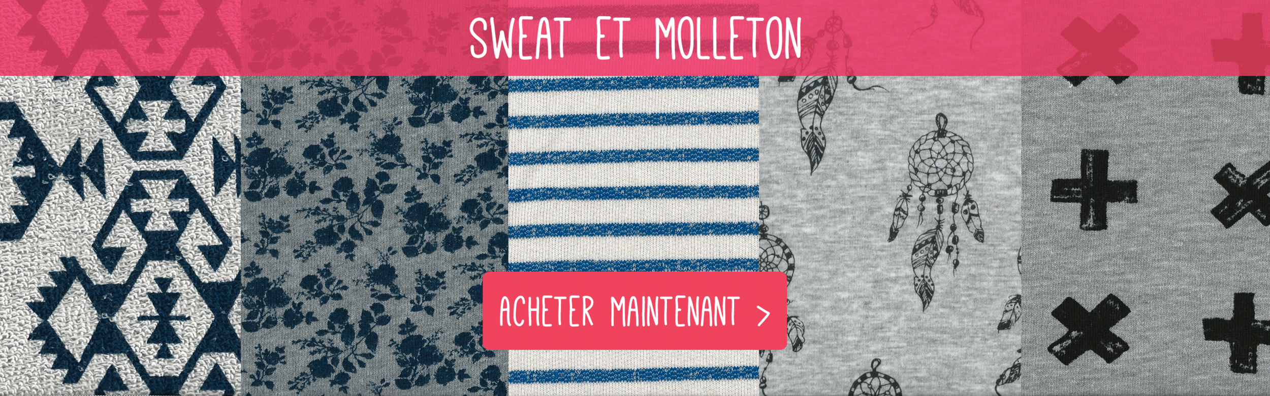 Sweat et molleton