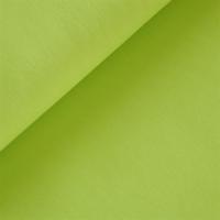 Popeline coloris vert lime 20 x 140 cm