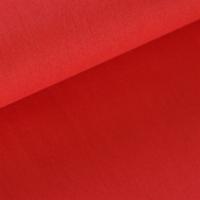 Popeline coloris rouge 20 x 140 cm