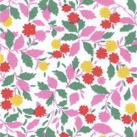 Liberty Andrea rose jaune coloris A 20 x 137 cm