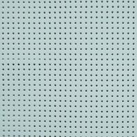 Vinyle laqué perforé bleu ciel 20 x 45 cm
