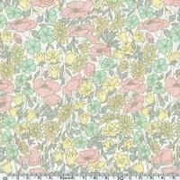 Liberty Poppy Daisy paille coloris B 20 x 137 cm