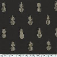 A nana's fabric, jersey viscose chocolat, 20 x 140 cm